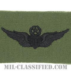 飛行士章 (マスター・パイロット)(Army Aviator (Pilot), Master)[サブデュード/パッチ]の画像