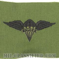 パラシュート整備士 (パラシュートリガー)(Parachute Rigger Badge)[サブデュード/パッチ]の画像