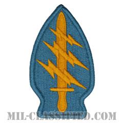 特殊部隊群(Special Forces Group)[カラー/メロウエッジ/パッチ/レプリカ]画像