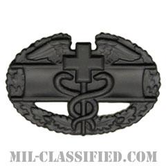 戦闘医療章 (ファースト)(Combat Medical Badge (CMB), First Award)[サブデュード(ブラックメタル)/バッジ]の画像