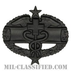戦闘医療章 (サード)(Combat Medical Badge (CMB), Third Award)[サブデュード(ブラックメタル)/バッジ]の画像