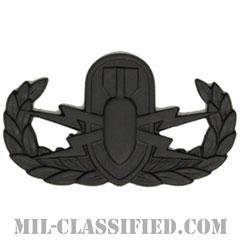 爆破物処理章 (ベーシック) (Explosive Ordnance Disposal (EOD), Badge, Basic)[サブデュード(ブラックメタル)/バッジ]の画像