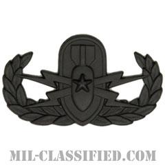 爆破物処理章 (シニア) (Explosive Ordnance Disposal (EOD), Badge, Senior)[サブデュード(ブラックメタル)/バッジ]の画像
