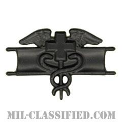 優秀医療章(Expert Field Medical Badge)[サブデュード(ブラックメタル)/バッジ]の画像