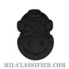 潜水員章 (2級)(Diver Badge, Second Class)[サブデュード(ブラックメタル)/バッジ]の画像