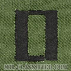 大尉(Lieutenant)[サブデュード/海軍階級章/生地テープパッチ/ペア(2枚1組)]の画像