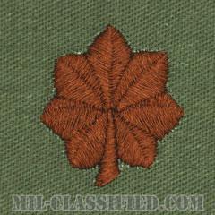 少佐(Lieutenant Commander)[サブデュード/海軍階級章/生地テープパッチ/ペア(2枚1組)]の画像