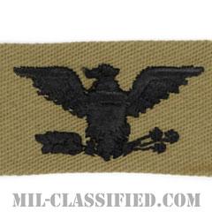 大佐(Captain)[デザート/海軍階級章/生地テープパッチ/ペア(2枚1組)]の画像