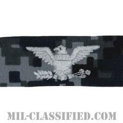 大佐(Captain)[NWU Type1/キャップ用階級章/生地テープパッチ]の画像