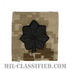中佐(Commander)[NWU Type2(AOR1)/キャップ用階級章/パッチ]の画像