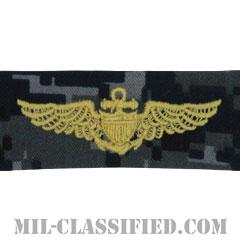 Naval Aviator[NWU Type1/生地テープパッチ]の画像