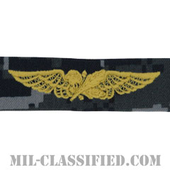 Aviation Warfare Supply Corps[NWU Type1/生地テープパッチ]の画像