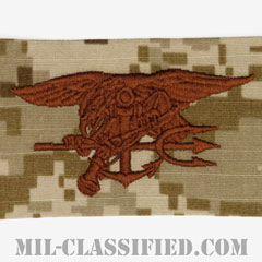 Special Warfare (SEAL)[NWU Type2(AOR1)/生地テープパッチ]の画像