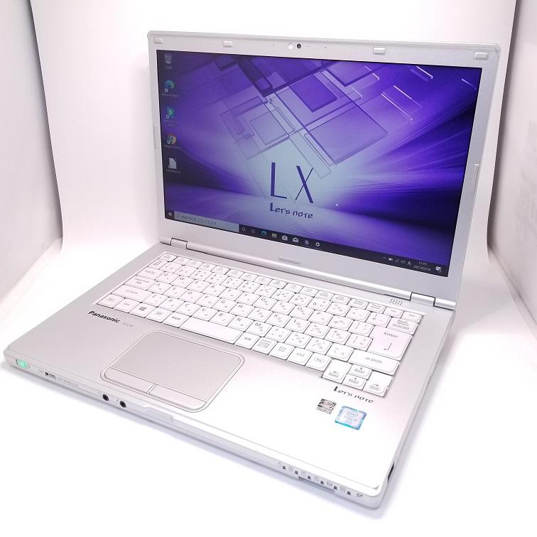 Panasonic CF-LX5 Core i5-6300U 4/128画像