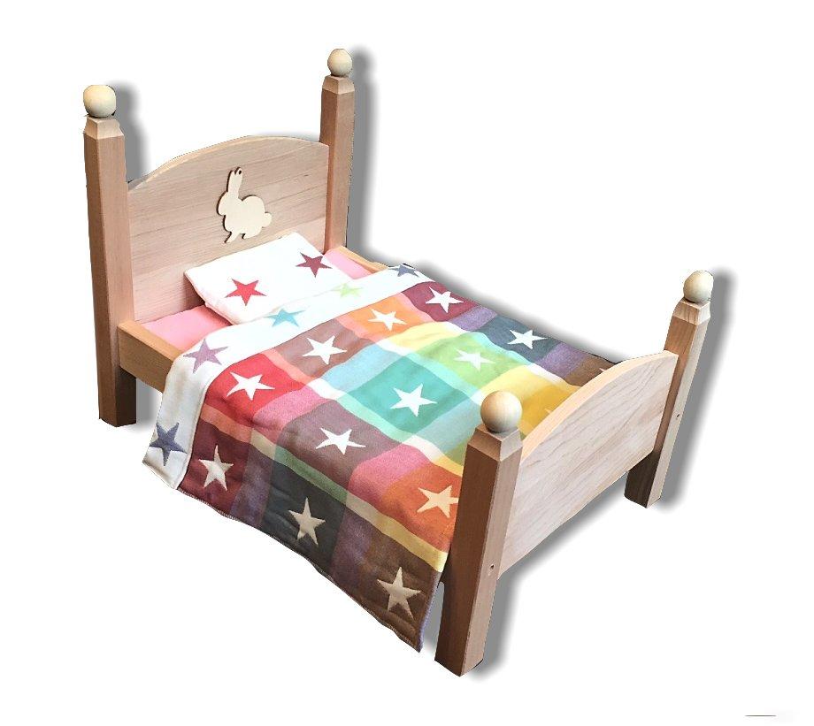 うちのうさぎ ON THE BED(ピンク)の画像