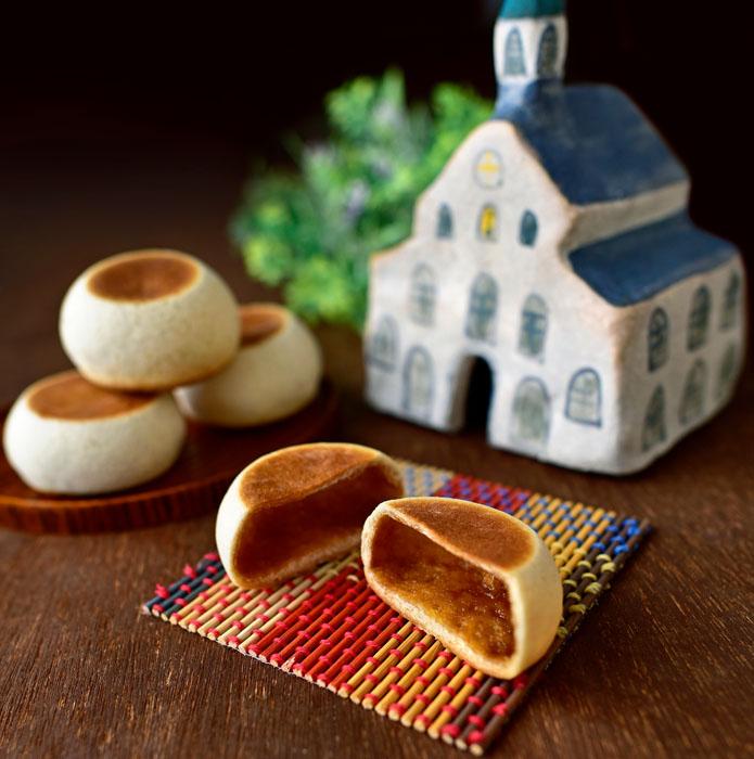 一〇香(いっこっこう) 1個 |長崎銘菓・長崎の伝統菓子・中が空洞の焼き菓子|お土産にオススメ画像