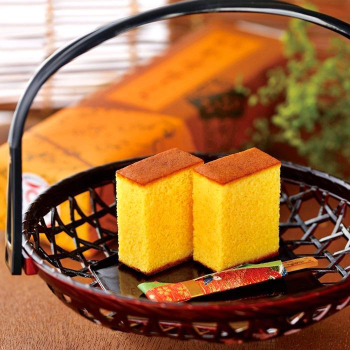 長崎かすてら 0.5号 |長崎銘菓・ながさき土産の定番・カステラ|茂木一まる香本家画像