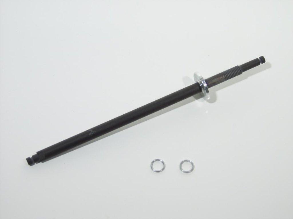 75862 Corally リアアクスル(3mmワイド)の画像