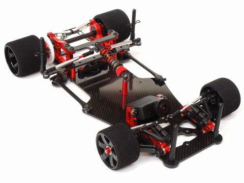 M-12WC 百戦練磨 1/12レーシングカーキット ※の画像