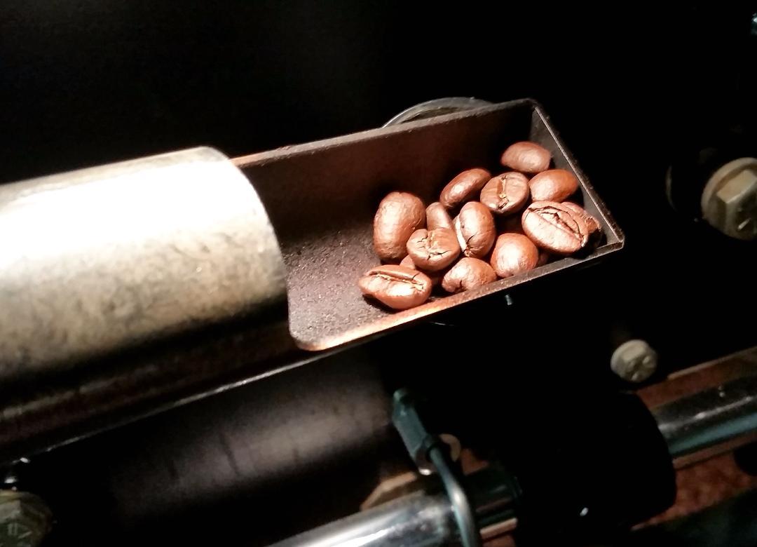 【IWAMI Coffee Roaster 】自家焙煎IWAMIダークロースト200g(グァテマラ100%)画像