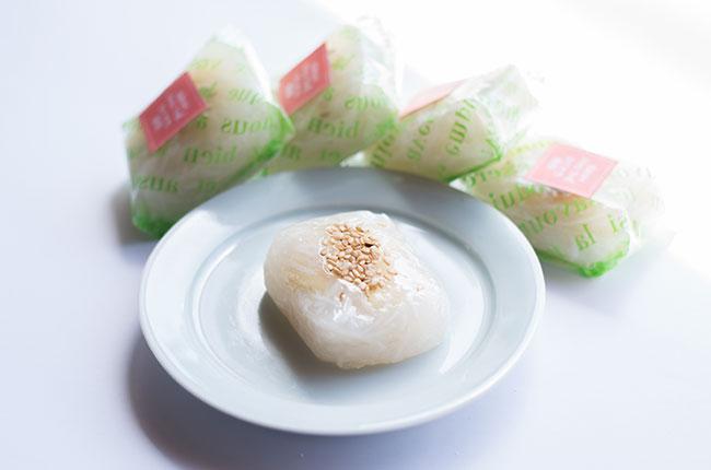 バインフーテェ ~Bánh Phu Thê~ 5個の画像