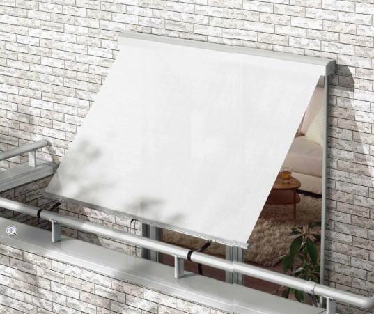 オーダーサイズ 日よけ スタイルシェード外付けスクリーン(単体引違い シャッター 雨戸サッシ専用)リクシル LIXIL画像