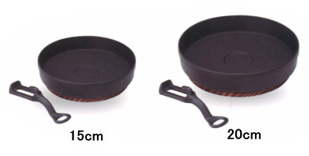 15cm・20cm ギョーザ鍋