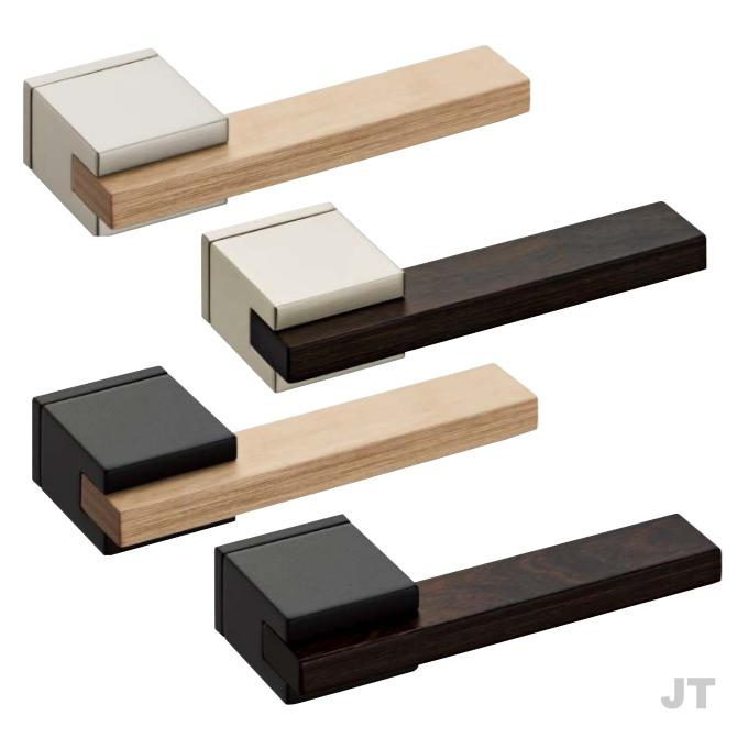 レバーハンドル JT カワジュン製 KAWAJUN 空錠・表示錠・間仕切錠画像