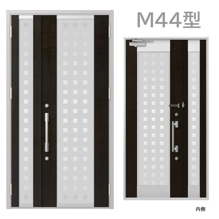 玄関ドア M44型 プレナスX オートロック・タッチキー対応画像