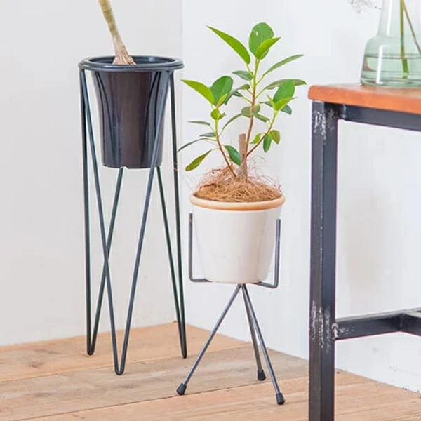 L植木鉢スタンドイメージ
