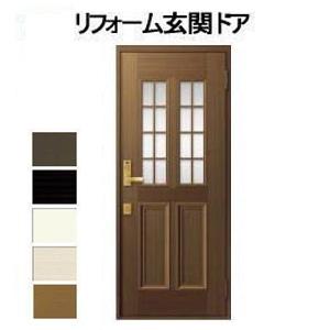 玄関ドア12型 クリエラR 片開きドア 親子ドア リクシル LIXIL画像