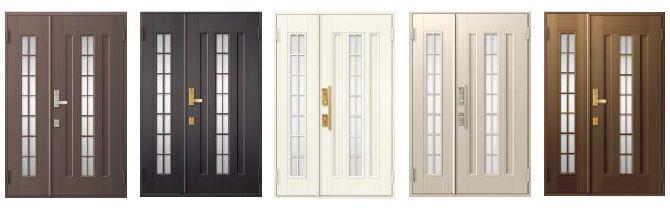12親子ドア