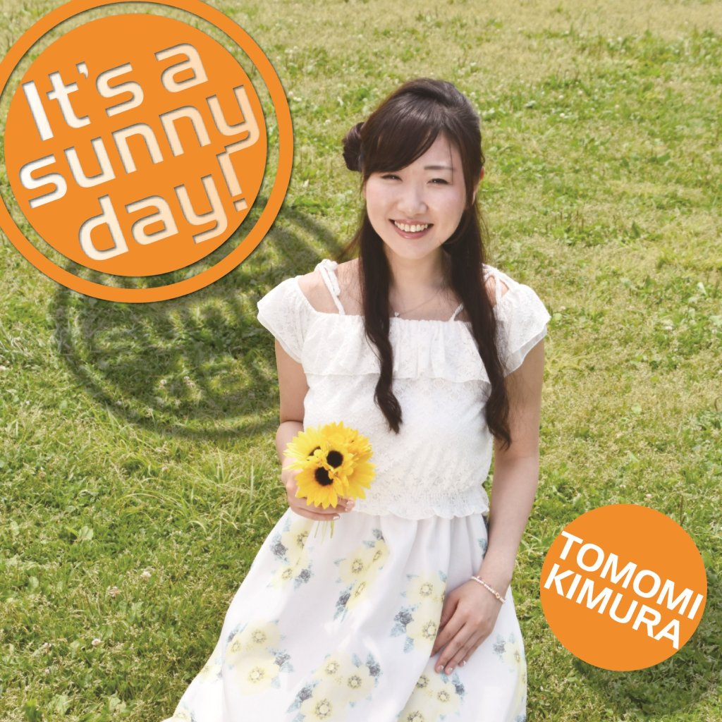2ndシングル「It's a sunny day !」「夏色サイダー」両A面の画像