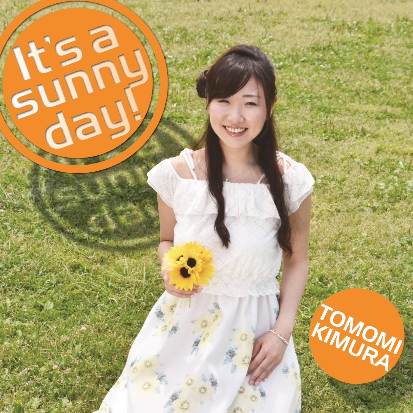 2ndシングル「It's a sunny day !」「夏色サイダー」両A面画像