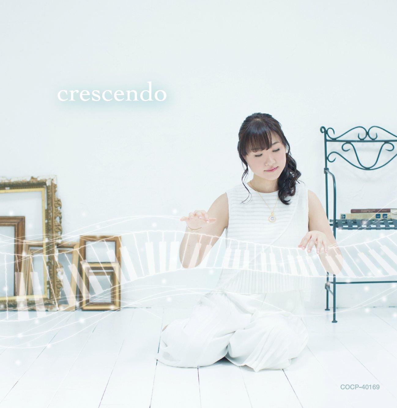 1st Album『crescendo』画像
