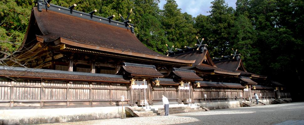 熊野本宮大社本殿