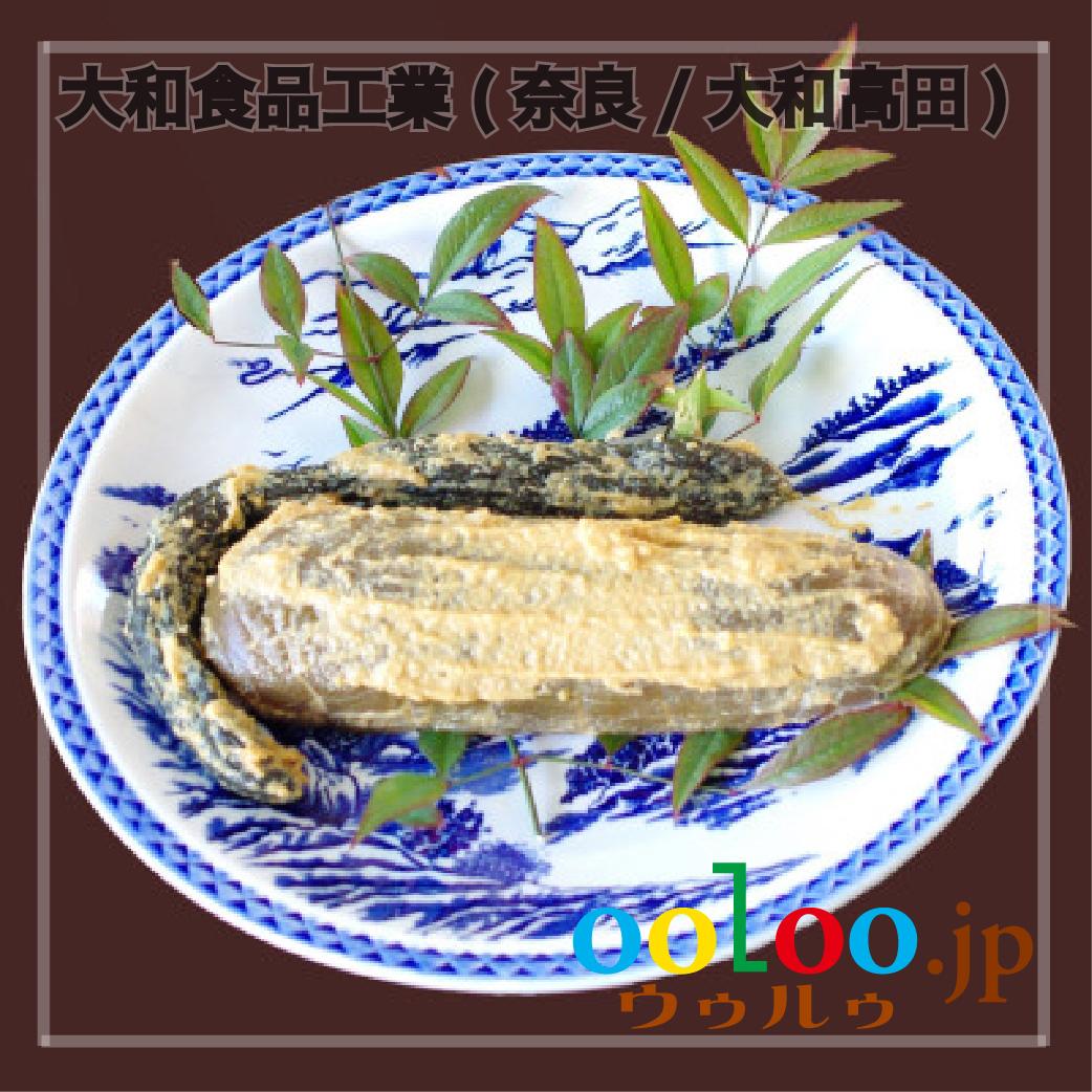 三笠奈良漬 瓜・胡瓜750g   大和食品工業(奈良/大和高田)画像