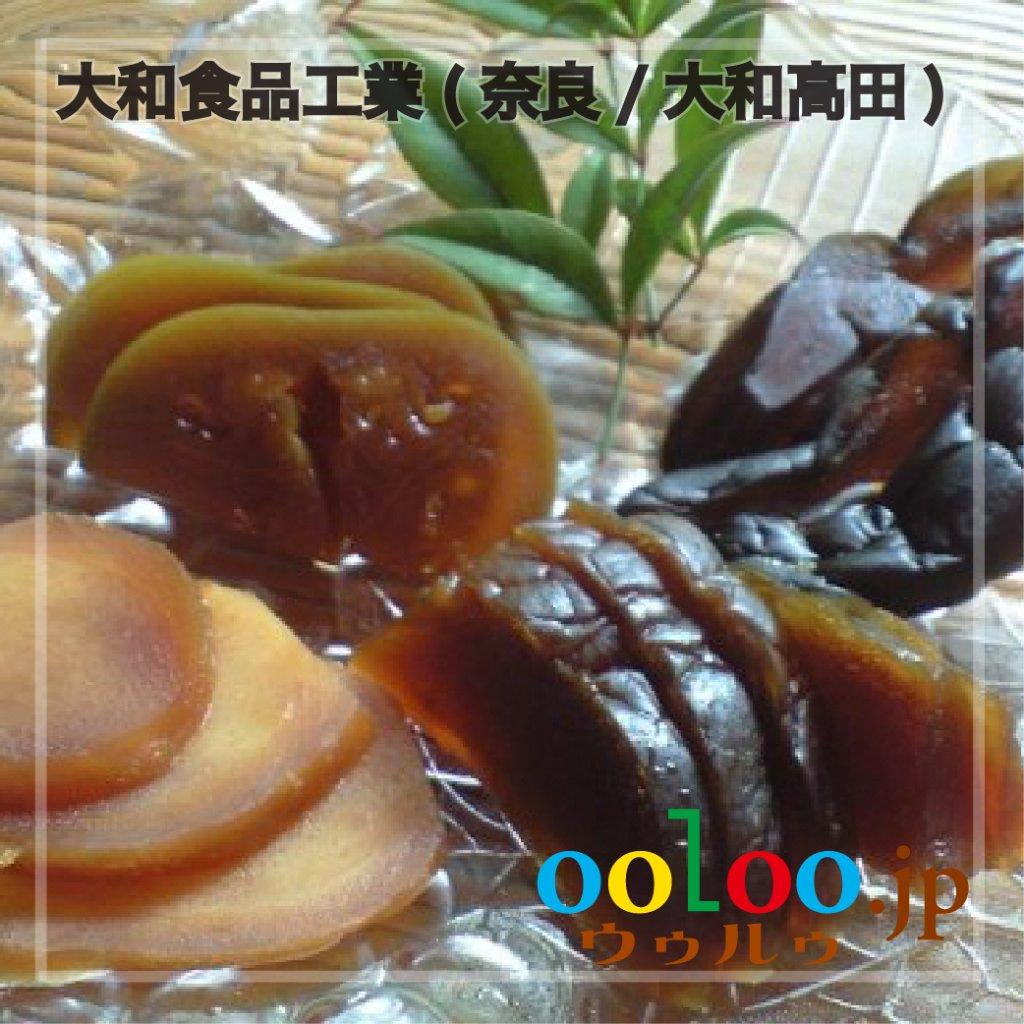 三代娘(三笠奈良漬スライス詰合せ) | 大和食品工業(奈良/大和高田)の画像