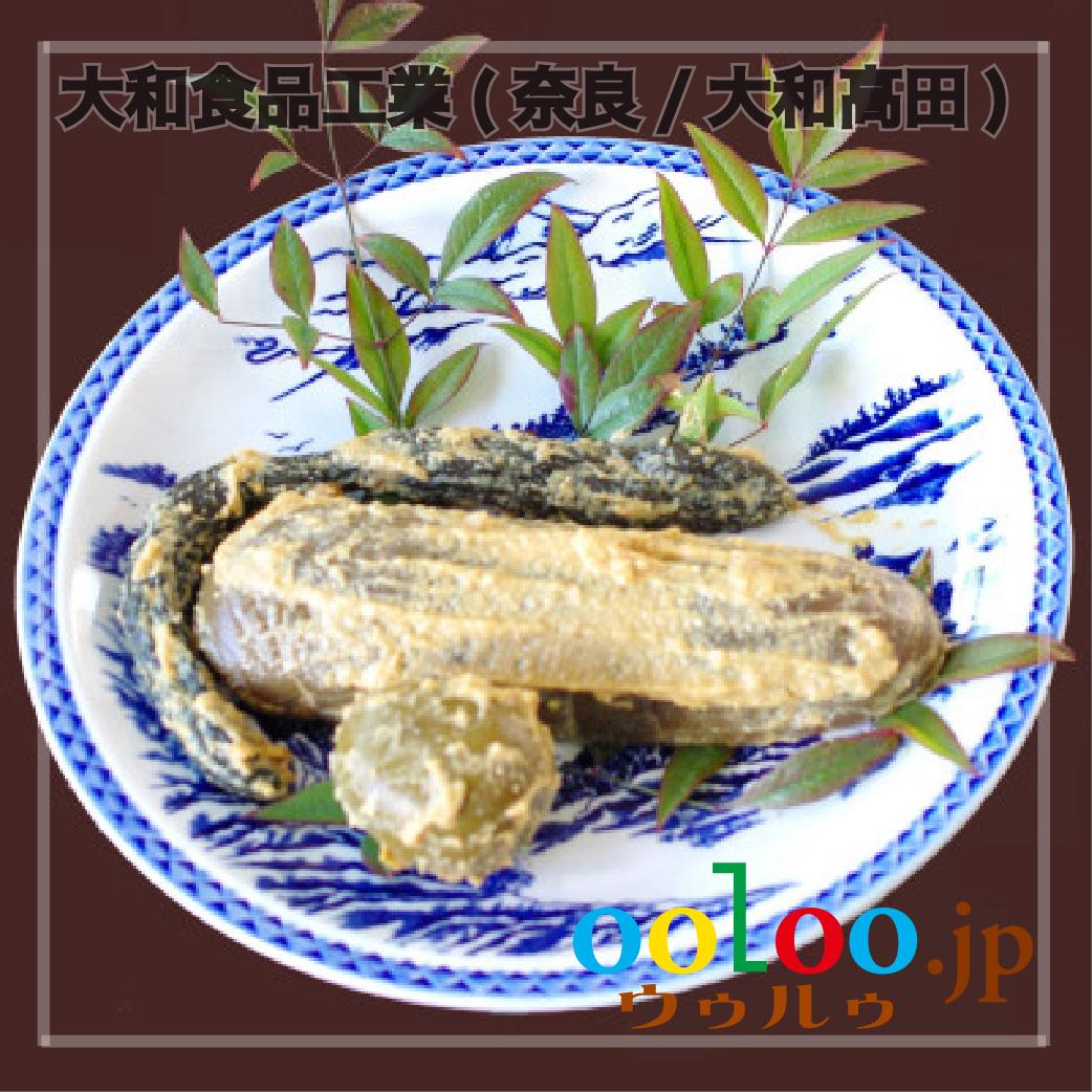 三笠奈良漬 3種(瓜・胡瓜・西瓜)セット袋入   大和食品工業(奈良/大和高田)画像