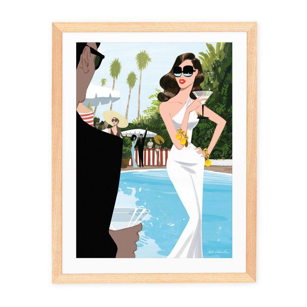 L.A Pool ジョルディラバンダ JORDI LABANDA画像