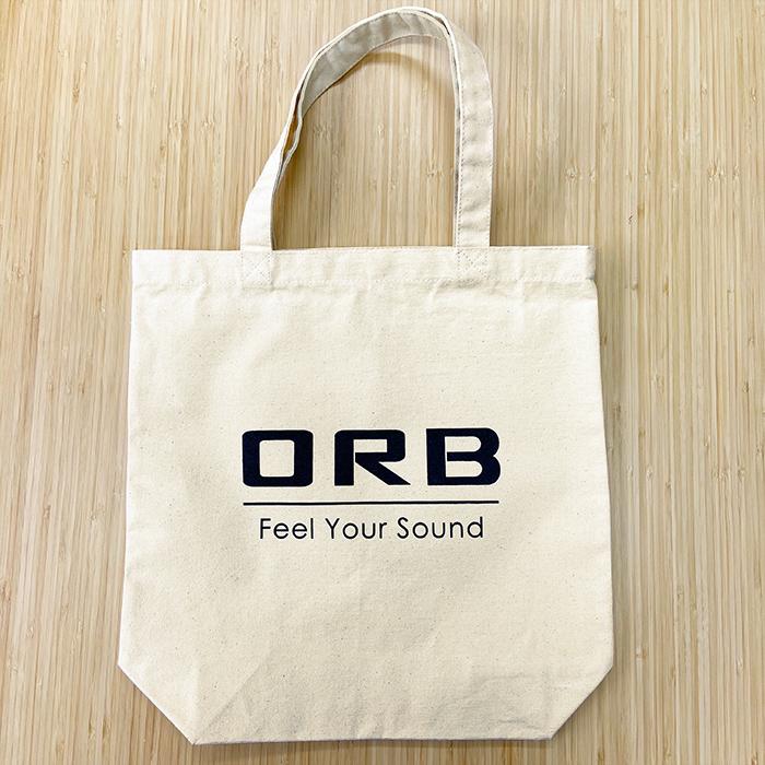ORBオリジナルトートバッグ画像