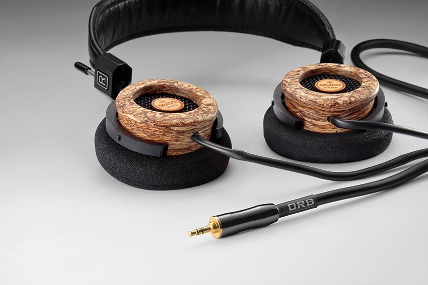 GRADO The Hemp Headphone ORB TUNE-UP画像