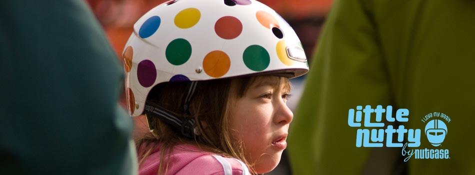 セール大幅値下げ!アメリカヘルメットブランド「NUTCASE(ナットケース)」ベビー用&子ども用自転車用ヘルメットの画像