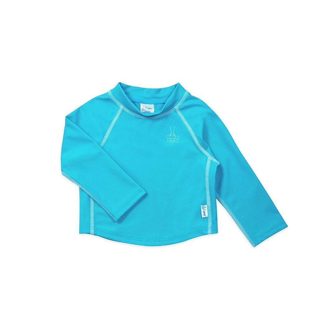 アイプレイ iplay ラッシュガード子供用水着・ベビー用スイムスーツ長袖 軽量・速乾UPF50+3色の画像