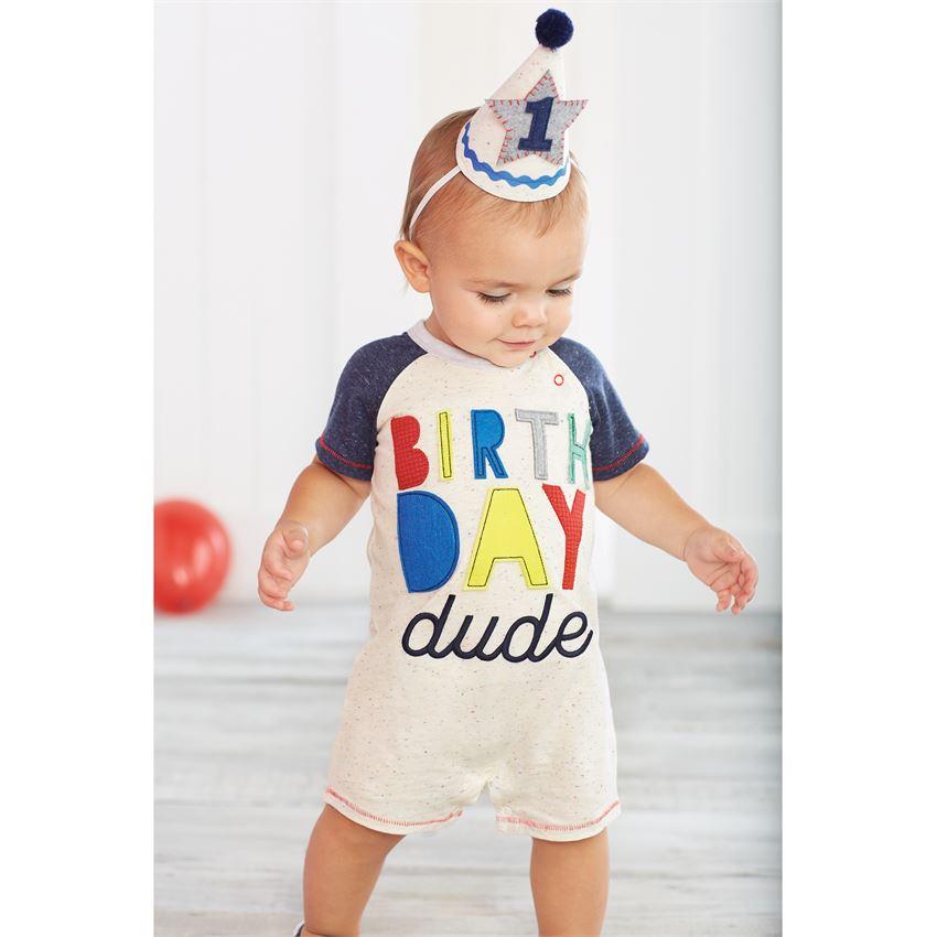 赤ちゃん用品・ベビー服ブランド「マッドパイ」お誕生日・バースデイハット☆お誕生日パーティーに!インスタ映えアイテム☆画像