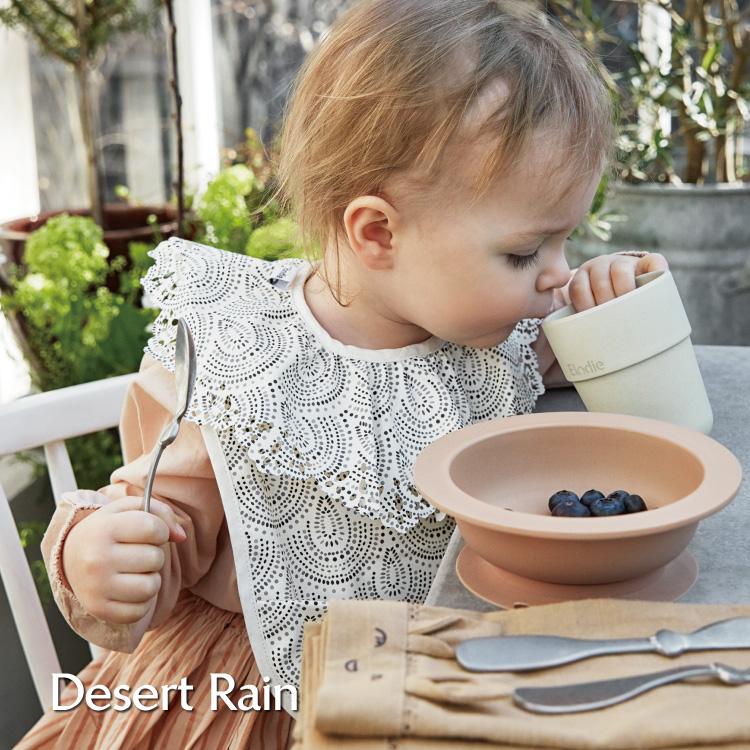 ストックホルム発ベビー用品ブランド「Elodieエロディ」お食事エプロン・お食事ビブご出産祝い、ギフトにおすすめ(DesertRainデザートレイン)画像