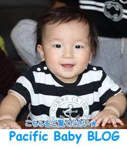 パシフィックベビーブログ