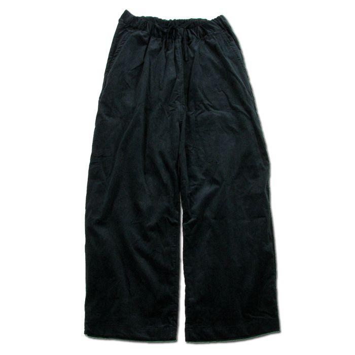 Phatee - MASSIVE PANTS CORD / BLACK画像