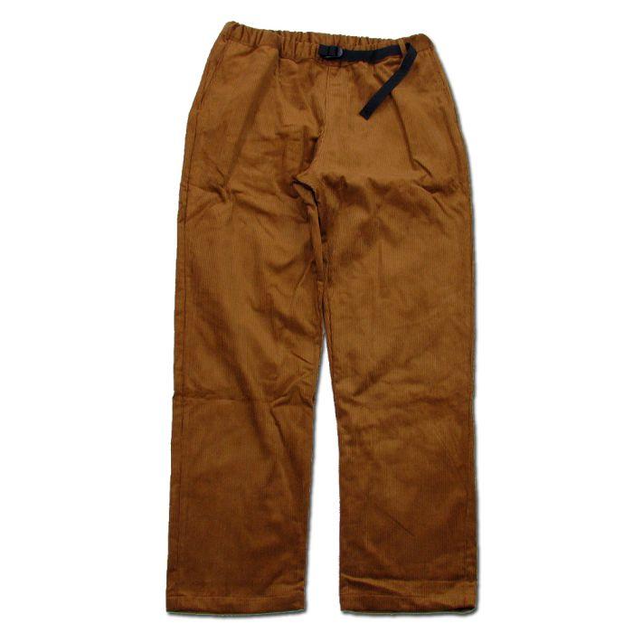 Phatee - VENUE PANTS CORD / BROWN画像