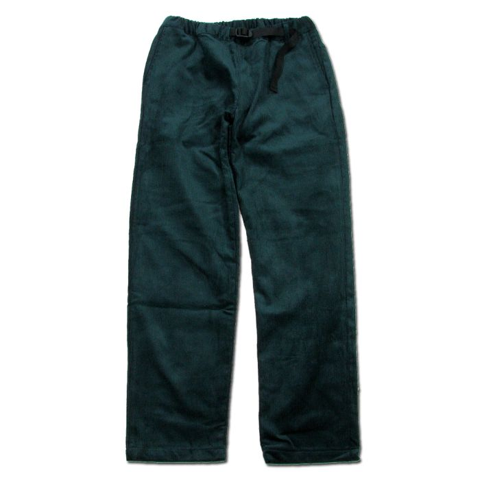 Phatee - VENUE PANTS CORD / DEEP GREEN画像